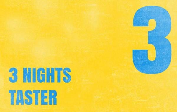 3 Nights