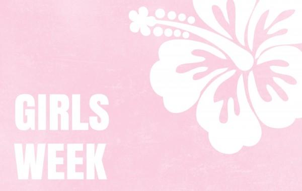 Semana para chicas