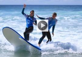 Feral Surf Video