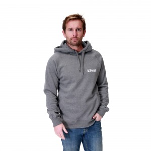 Feral Classic Hoody - Dark Heather