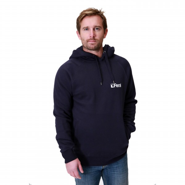 Feral Classic Hoody – Navy