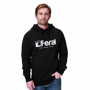 Feral Original Hoody - Black