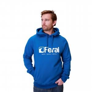 Feral Original Hoody - Island Blue